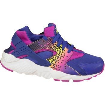 Sneakers Nike  Huarache Run Print Gs  704946-500