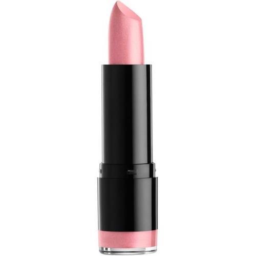 NYX PROFESSIONAL MAKEUP Extra Creamy Round Lipstick Strawberry Milk