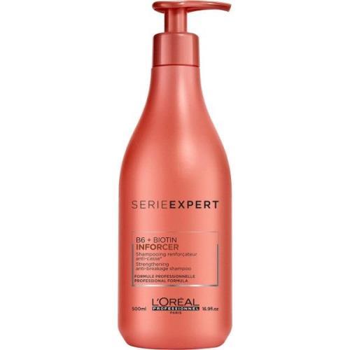 Loreal Inforcer Shampoo 500ml