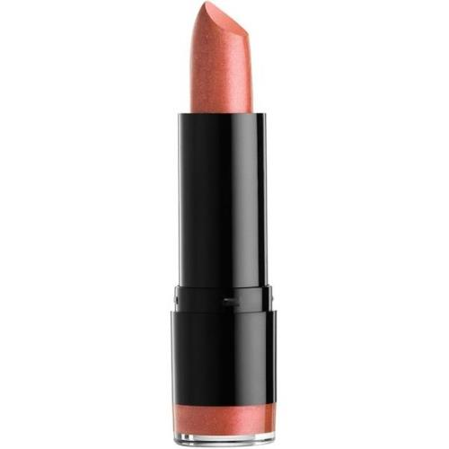 NYX PROFESSIONAL MAKEUP Extra Creamy Round Lipstick Indian Pink