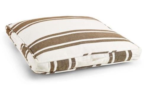 Day home Nordic Stripe Futon/ Sittdyna 100% Bomull 45 x 45 x 5 cm Cara...