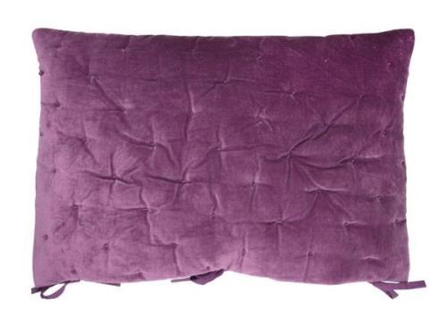 Day Home Nuovo Velvet Kuddfodral 100% Quiltad Bomullsammet 40x60 cm Li...